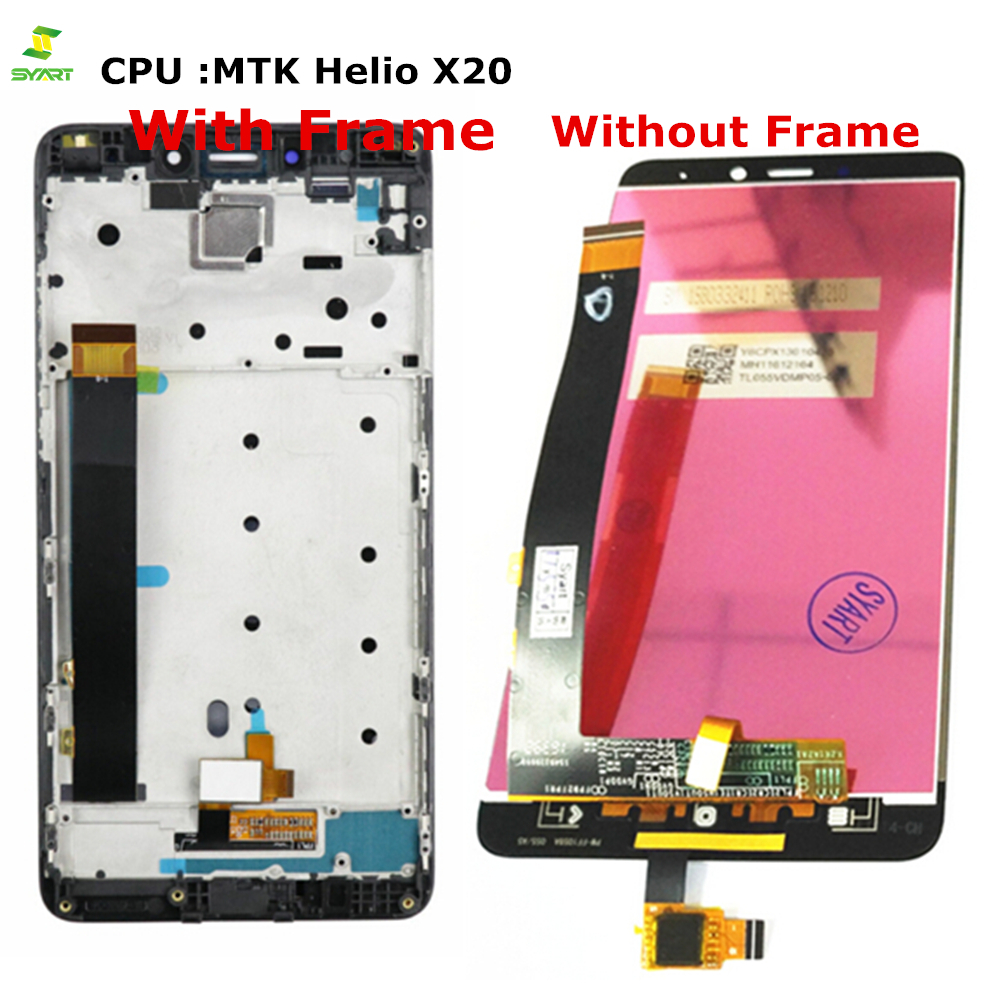 MTK Helio X20 Redmi Note4 For Xiaomi Redmi Note 4 LCD Display+Touch Screen Replacement Digitizer Assembly For Xiaomi Redmi Note4