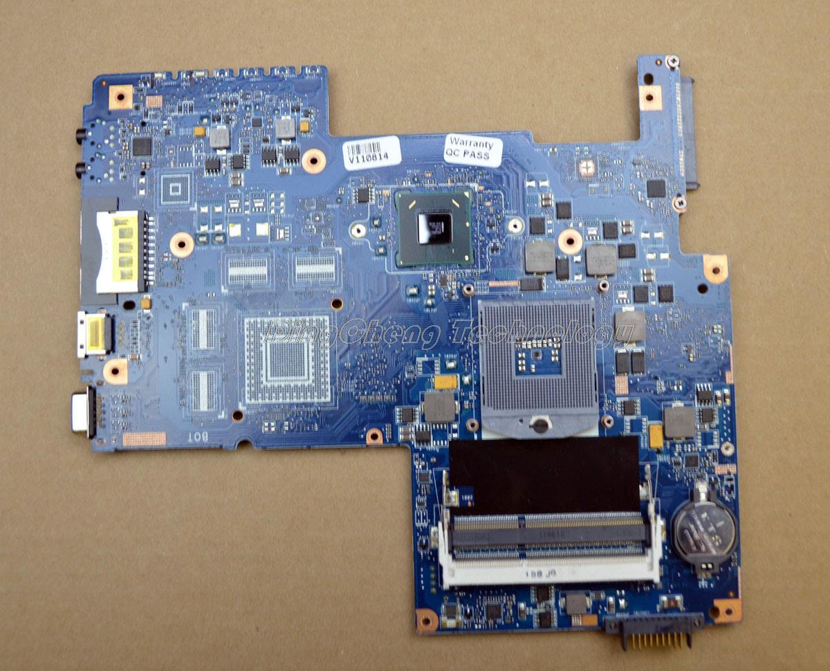 SHELI laptop Motherboard For Toshiba Satellite C670 C675 H000033480 08NA-0NA1J00 DDR3 integrated graphics card 100% fully