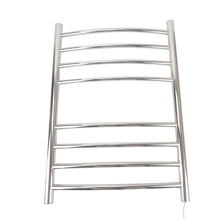 1pc Heated Towel Rail Holder Bathroom AccessoriesTowel Rack Stainless Steel ElectricTowel Warmer Towel Dryer 70w, high quality чайник supra kes 1724 white grey