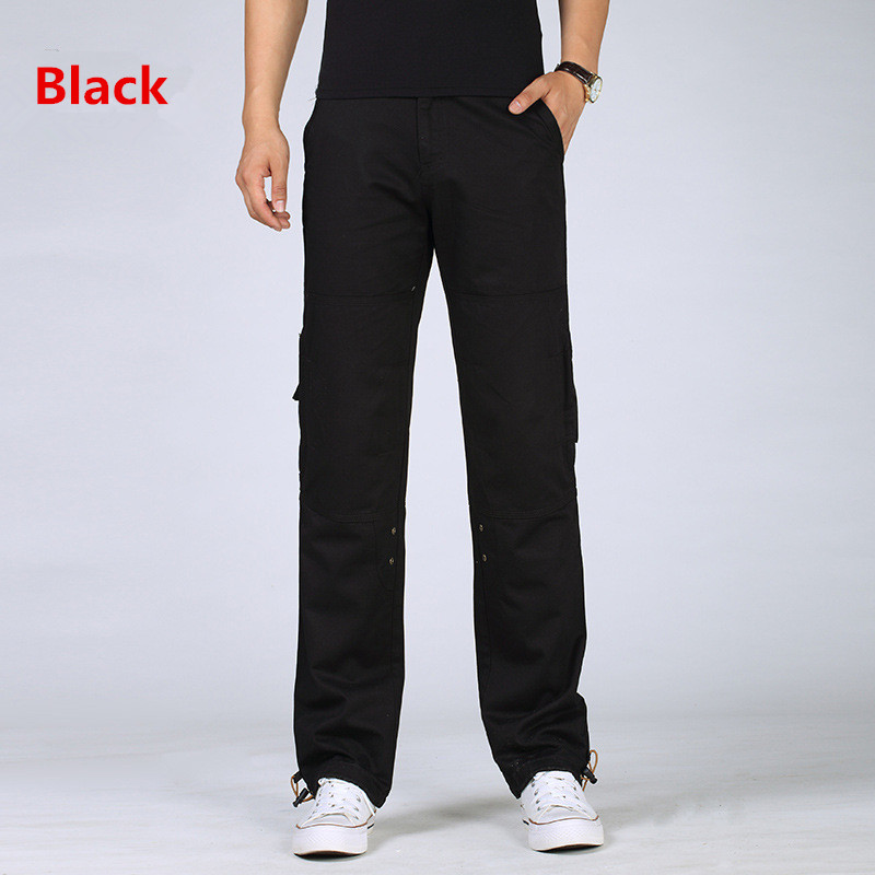 Mens Cargo Pants Millitary Clothing Tactical Pants Men Outdoor Camo Workwear fashion causal Trousers big size 29-38