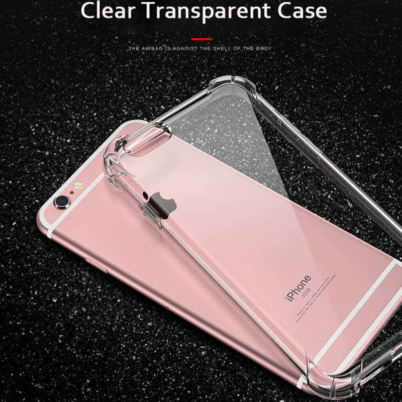 Silicone Cover Ultra-Thin Phone Case For Apple iPhone 8/8 Plus/7/7