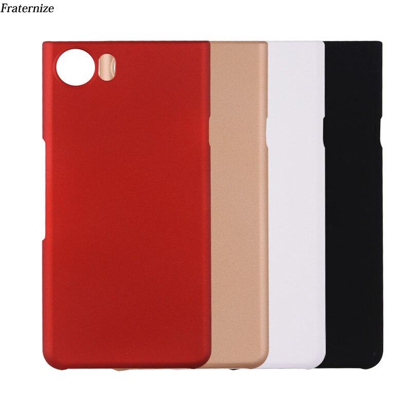 Ultra Thin matte Hard Case For Blackberry keyone Priv Leap Rubber Slim Hard Back Cover For Blackberry Q30 Q20 DTEK 50 60 cases(China)