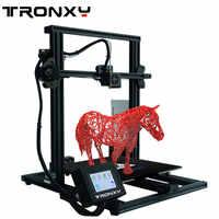 TRONXY Neueste XY-3 3D Drucker Brutstätte Bauen Oberfläche Plattform Magnetische Wärme Papier 310*310mm 1 rolle 1,75mm PLA Filament als geschenk