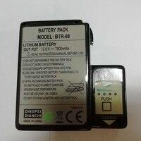 Free Shipping Battery BTR 08 for FSM 60S FSM 60R FSM 18S FSM 18R Optical Fiber Fusion Splicer