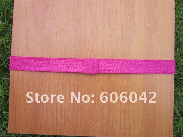 XIMA 60 шт./лот эластичные повязки на голову мягкие эластичные повязки на голову Блестящий эластичный детский аксессуар для волос