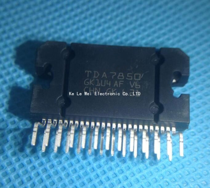 Free shipping 10PCS lot TDA7850 TDA 7850