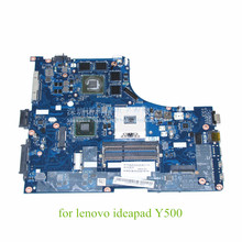 QIQY6 NM-A142 11S90002673 Main board For Lenovo ideapad Y500 15.6 laptop motherboard GeForce GT650M DDR3