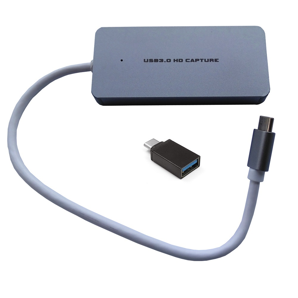 EzCAP265 HDMI USB 3.0 Video Capture Card 1080P 60fps Record Game Live Video Streaming for Windows/Linux/Mac image