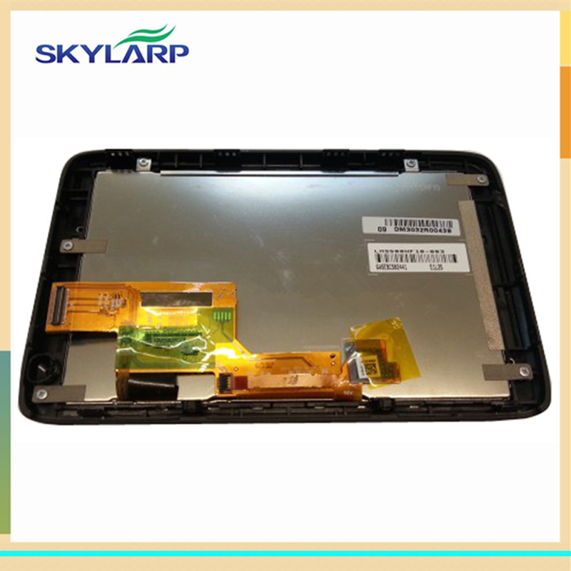 skylarpu 5 inch LCD screen for TomTom Pro 5150 Truck Live LTM LCD display Screen with Touch screen digitizer replacement skylarpu 5 inch for tomtom xxl iq canada 310 n14644 full gps lcd display screen with touch screen digitizer panel free shipping