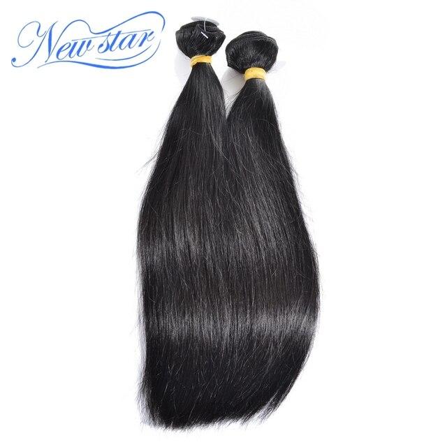 New Star Перуанский Девы Волос 100% необработанные девственные человека наращивание Волос натуральный цвет кутикулы выровнены в одном направлении