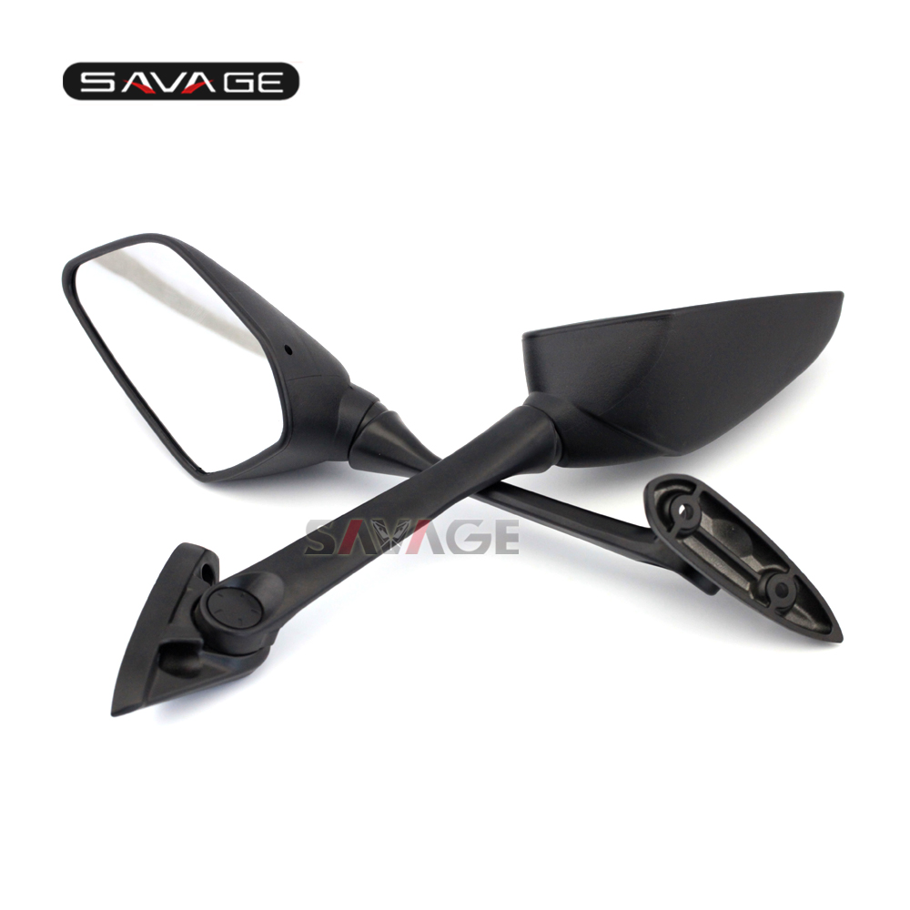Long Levers Extension Vision Rear View Mirrors For YAMAHA YZFR25 2014-2018 YZFR3