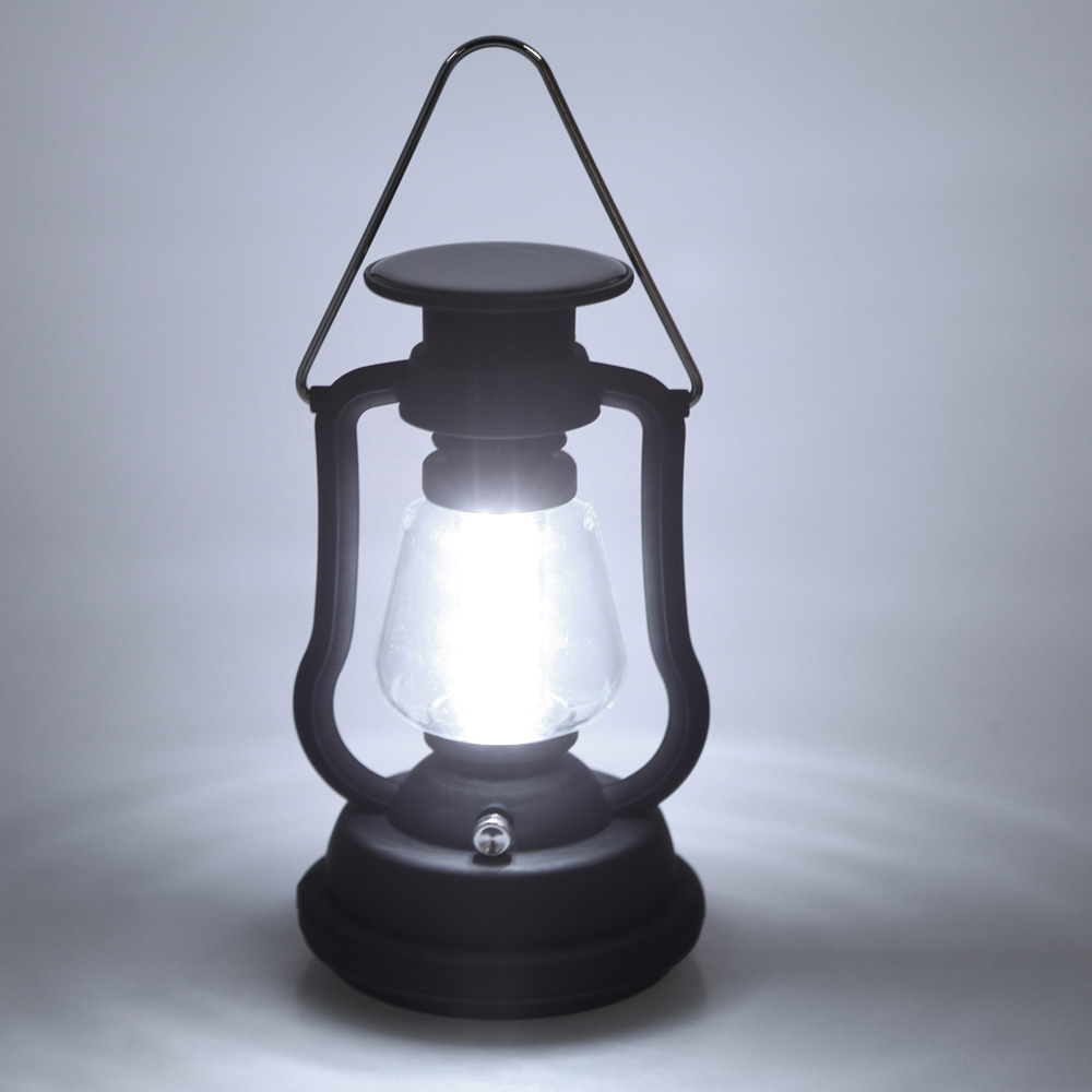 Online buy wholesale solar hand crank lantern from china for Lampe led pour exterieur