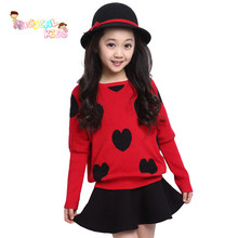 Girls Clothing Sets Cute Children's Wear Casual Tracksuits Kids Clothes Suit Summer Style vetement enfant garcon