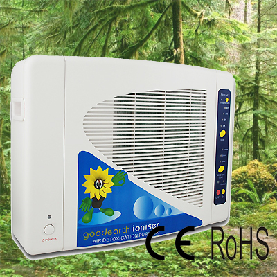 110V HEPA Air Purifier with Negative ion and Ozone GL-2108 for Home Air Cleaning Filter CE, RoHS 1pc air ozonator at88f negative ion and ozone air purifier air generator with filter with english manual