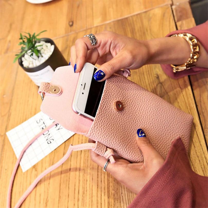 Fashion PU woman Leather Cell Phone Bag luxury Purse handbag Wallet Bag case for Motorola Moto G5 G4 Plus Z2 Play G5S PLUS X4