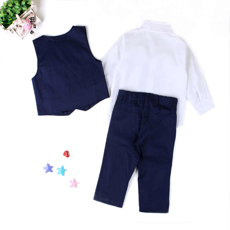 d4f3baf575b1 Detail Feedback Questions about Infant Baby Boys Suit Jackets 2018 ...