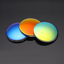 Logorela 1.499 Mirror Coating Polarized Sunglasses Prescription Optical Lenses Driving Fishing UV400 Anti-Glare Single Vision