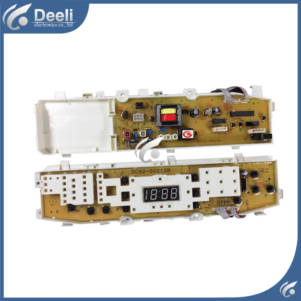 NEW for Haier drum washing machine frequency board XQB60-G85 XQB70-G86 DC92-00165B DC92-00165E board new for haier washing machine drum door hinge 0020102698