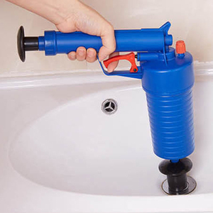 Image 5 - VOZRO Home High Pressure Air Drain Blaster Pump Plunger Sink Pipe Clog Toilets Bathroom Kitchen Cleaner Kit Cucina Suction Cup