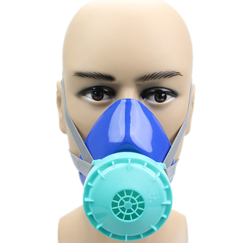 New Half Face Dust Mask Economic Dust-Proof Respirator KN95 For Builder Carpenter Daily Haze Protection Work Safety Mask