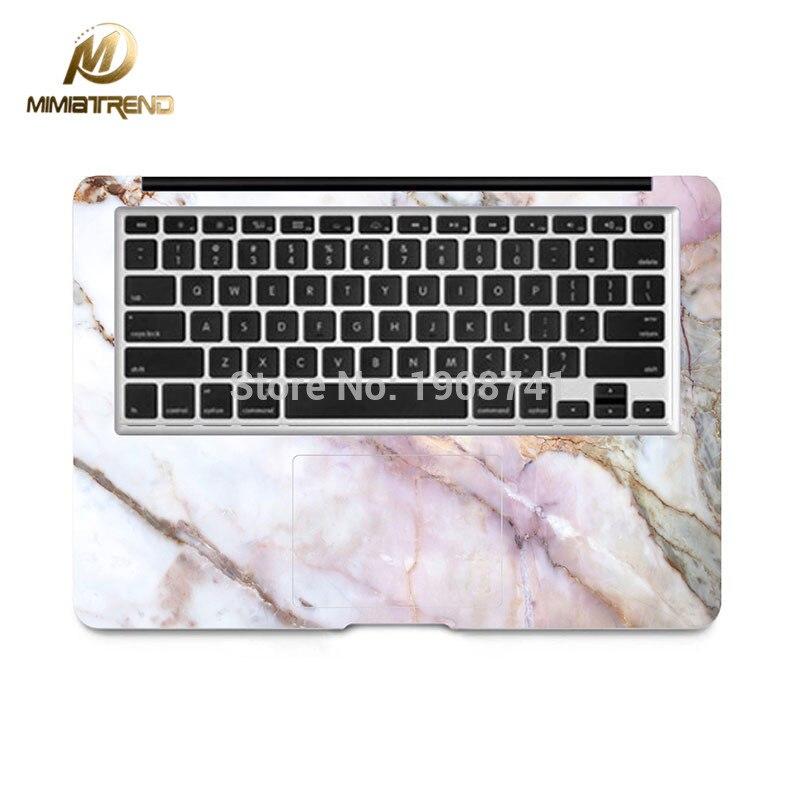 Mimiatrend New Marble Grain sülearvuti naha kleebis kleebis Apple - Sülearvutite tarvikud - Foto 3