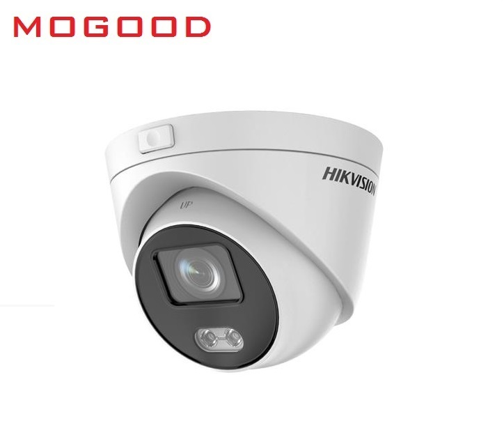 HIKVISION DS-2CD3347WD-L DS-2CD3347DWD-L Chinese Version Full Color 4MP H.265 IP Dome Camera Support ONVIF RTSP PoE/DC12V hikvision chinese version ds 2cd3345f d is replace ds 2cd3345 i 4mp h 265 ip dome camera support built in mic onvif poe alarm