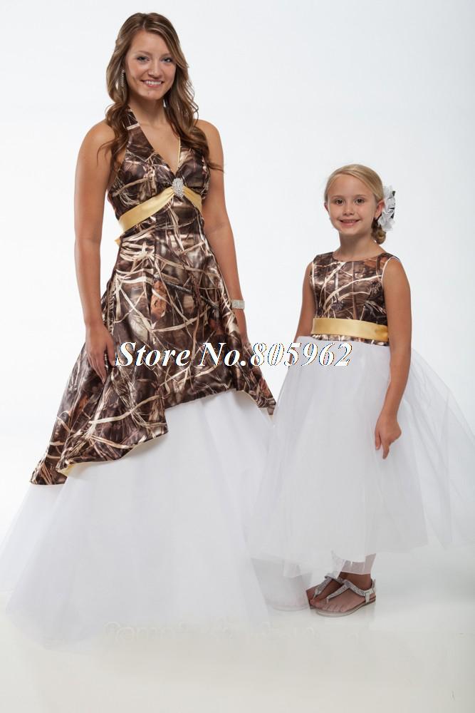 Multa Vestidos De Novia De Camuflaje Para Barato Ideas Ornamento ...