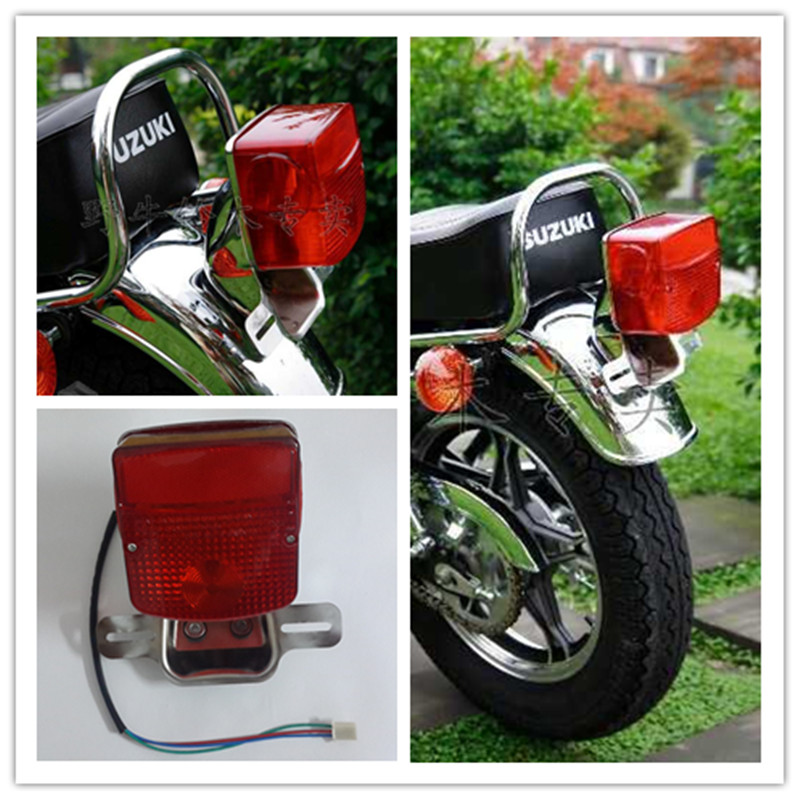 Suitable for Suzuki Motorcycle accessories GN250 taillight GN 250 Brake light