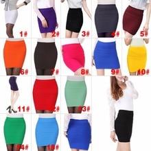 Cotton Womens Office Skirt Casual Skirt Pencil Skir