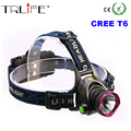 High Power 10W 3800 Lumens CREE XML T6 LED Headlamp Headlight 3 Modes LED Head Light Lamp for Bicycle Cycling