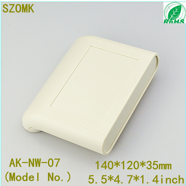 1 piece 120x140x35mm  Electrical plastic junction box case network shell for wifi router and hifi modems зонты