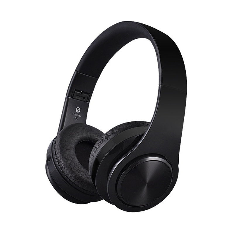 stereo handsfree headfone casque audio headphones bluetooth headset
