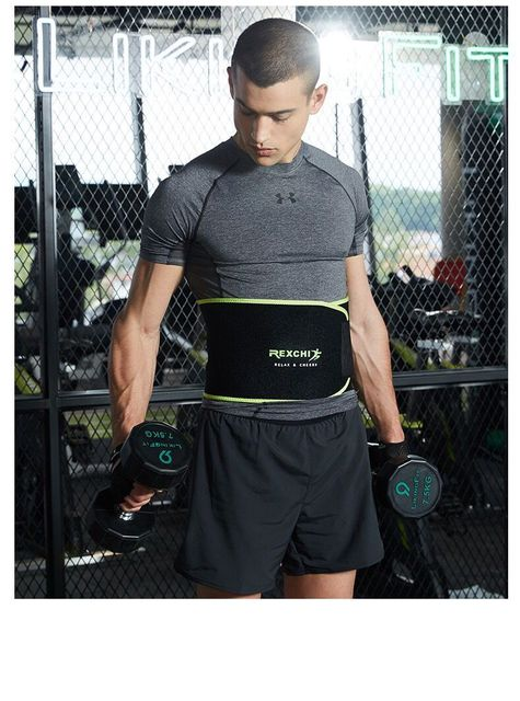 Corset waistband sports and fitness waist  general sweat body-building yoga elastic weight-lifting belt belly band 1