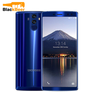 Image 1 - DOOGEE BL12000 SmartPhone MTK6750T Octa Core 4GB+32GB Android 7.1 Cellphone 6.0inch 18:9 Touch Screen Dual Camera Mobile Phone