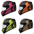 Новый Мотоциклетный шлем анфас зима ветрозащитные анти-туман с согреться воротник автопробег шлем Capacete каско Moto