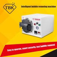 1 PZ TBK 505 Intelligente Bubble rimuovi macchina/OCA Autoadesivo Adesivo Bubble LCD Togli Macchina per Vetro Ristrutturazione-in Set di utensili elettrici da Attrezzi su