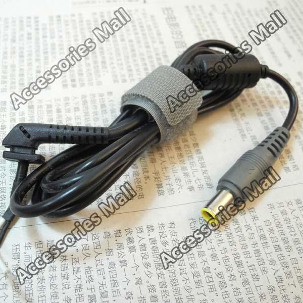 1 pces 7.9*5.5mm 7.9x5.5mm dc adaptador para ac adaptador portátil dc cabo, para lenovo ibm conector cabo