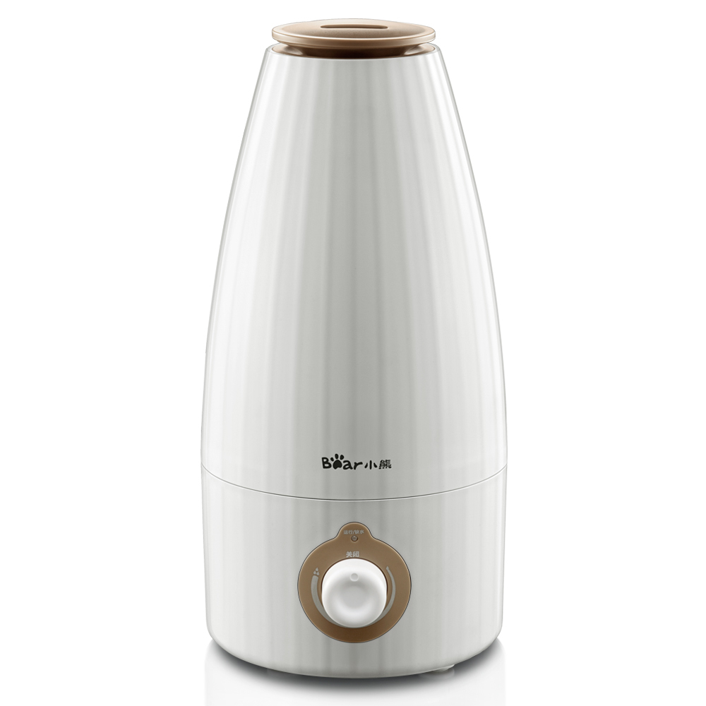 Bear JSQ-A20B1 Humidifier Mini Bedroom Home Aromatherapy Machine Humidifier Mute Office Desktop Creative floor style humidifier home mute air conditioning bedroom high capacity wetness creative air aromatherapy machine fog volume