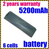 Free Shipping 6cells Laptop Battery FOR Dell Latitude D800 8600 8500 Precision M60 For Dell G2055