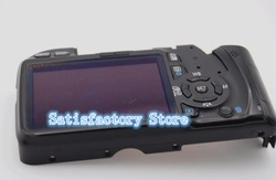 NEW For Canon 550D Rear Back Cover Case with LCD and Flex Cable and Button