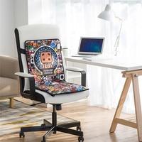 Новые подогревом Электрический стул мат спинки подушки для продажи