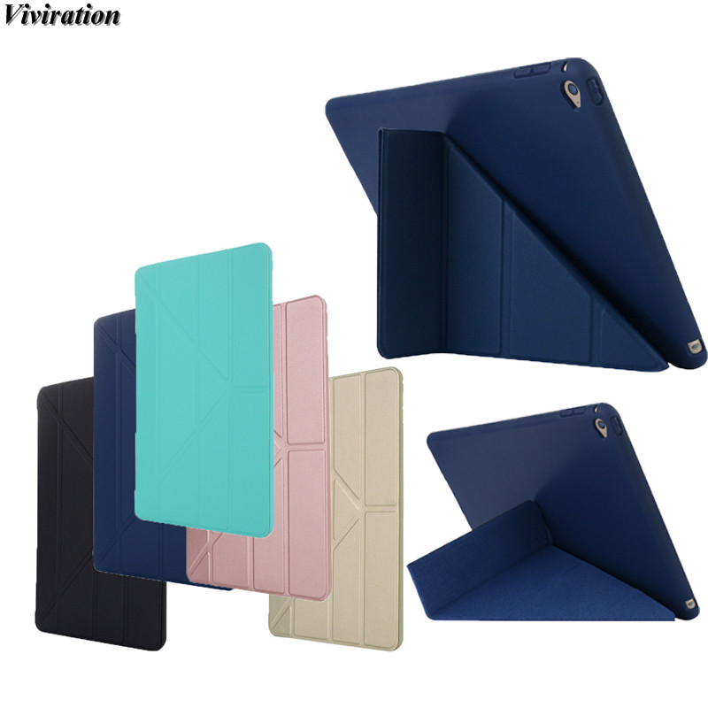 Top Selling High Quality Tablet Cover TPU Fashionable Viviration Tablet Case For Apple iPad 6 For Apple iPad Air 2 2018 Latest for apple ipad air 1 case high quality tpu cloth art protective skin for ipad air 2 tablet case accessories cover gifts page 6
