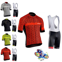 Northwave Ropa Ciclismo Hombre Cycling Clothing 2019 Pro Short Sleeve Jersey and Bib Shorts Summer Sets