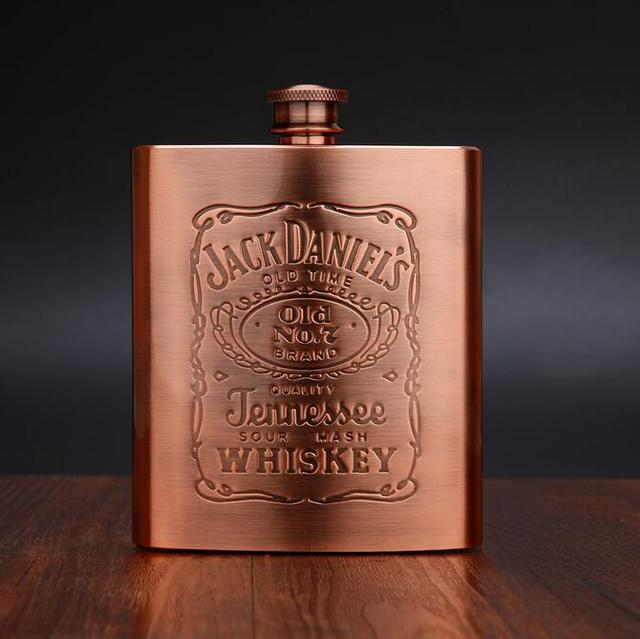 Hip Flask High-grade stainless steel flagon Carry portable outdoor flagon