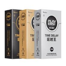 Safe Latex Male Condoms 12Pcs Big Particle Spike Dotted preservatif Condom For Men Sex Delay Contraceptive condones adult game
