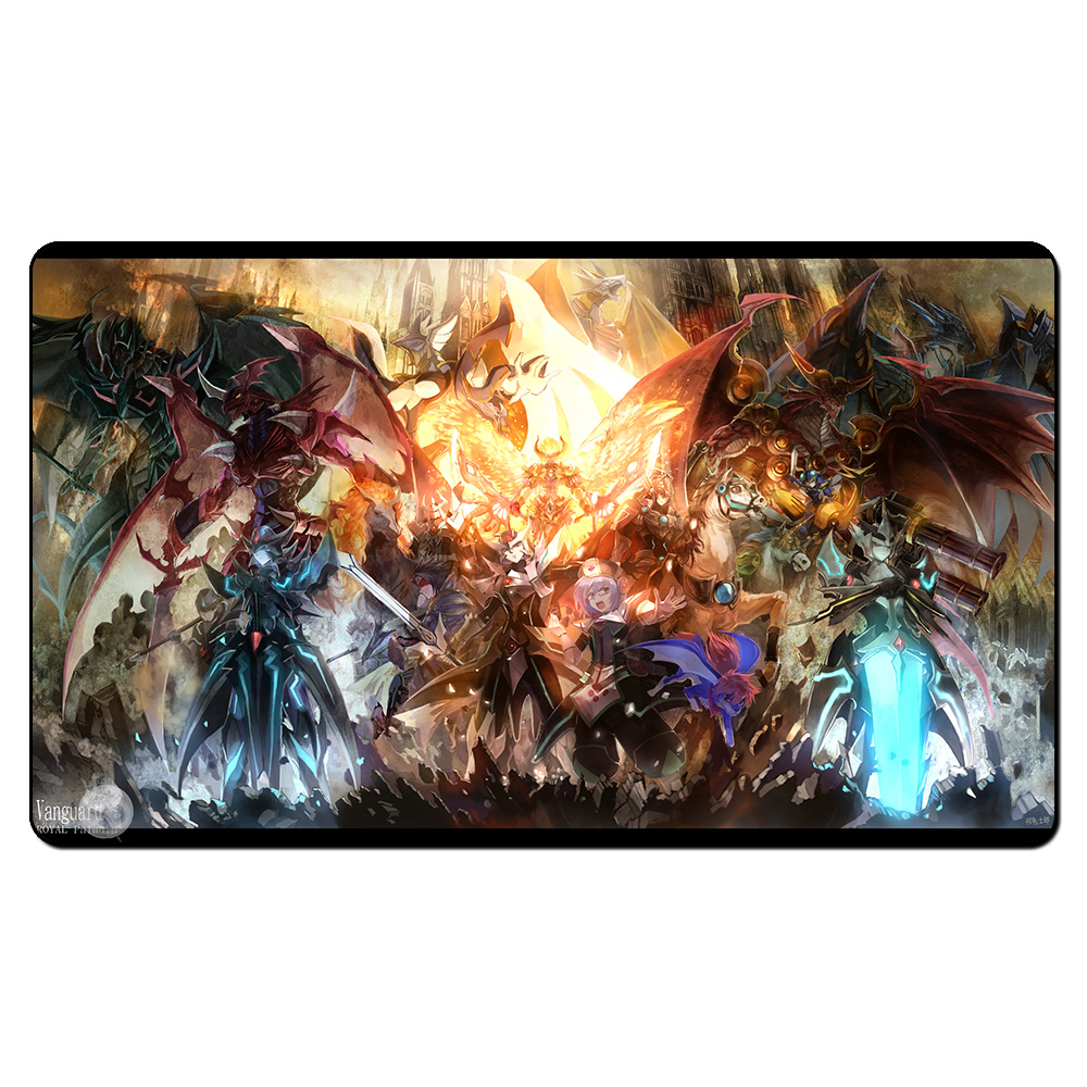 Time Reversal Board Game MTG Playmat Games Mousepad Play Mat of TCG