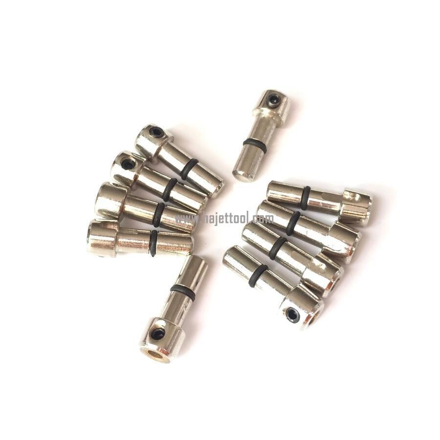 จัดส่งฟรี Graver สูงสุด graver ช่างเหล็กเครื่องมือแกะสลัก handpiece 6.32 มิลลิเมตร 5.90 มิลลิเมตรเปลี่ยน 10 ชิ้น/ล็อต-ใน เครื่องมือและอุปกรณ์สำหรับอัญมณี จาก อัญมณีและเครื่องประดับ บน   2