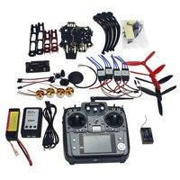 JMT Full Set RC Drone Quadrocopter 4 Axis Aircraft Kit Q330 Across Frame 6M GPS APM