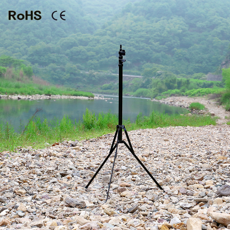 240cm thicken light stand tripod lamps support feet for photo video lighting lamps 3. Black Bedroom Furniture Sets. Home Design Ideas