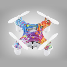 Cheerson CX-10DS Smart Q Headless Mode 6Axis Mini RC Quadcopter 2.4G Phone Pad Control Helicopter RTF Drone Toys for Children